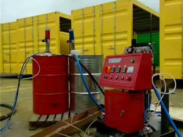 移动箱体喷涂防水防腐